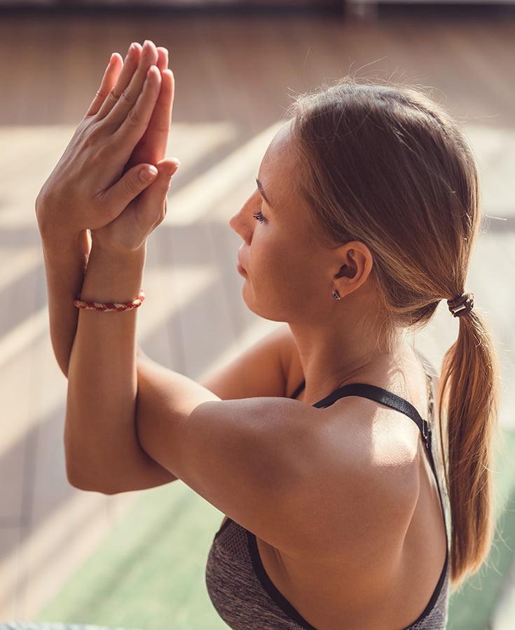 Yoga en casa. Om Mind Coaching