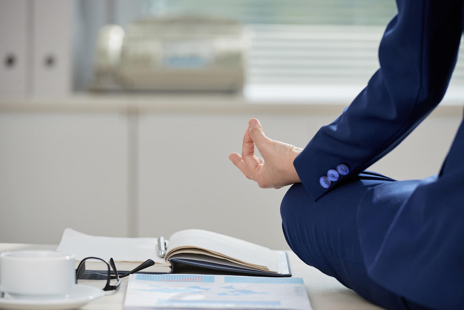 Yoga para empresas Om Mind Coaching