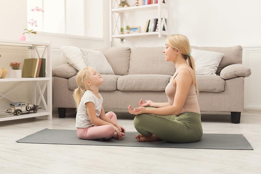"""Meditación con niños: """"El Gato"""""""
